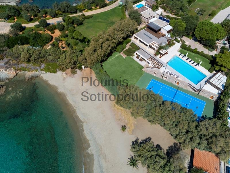 Apollo Coast Beachfront Villa, Attica