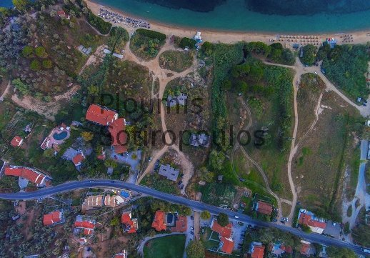 Rare Seafront Plot of Land in Skiathos