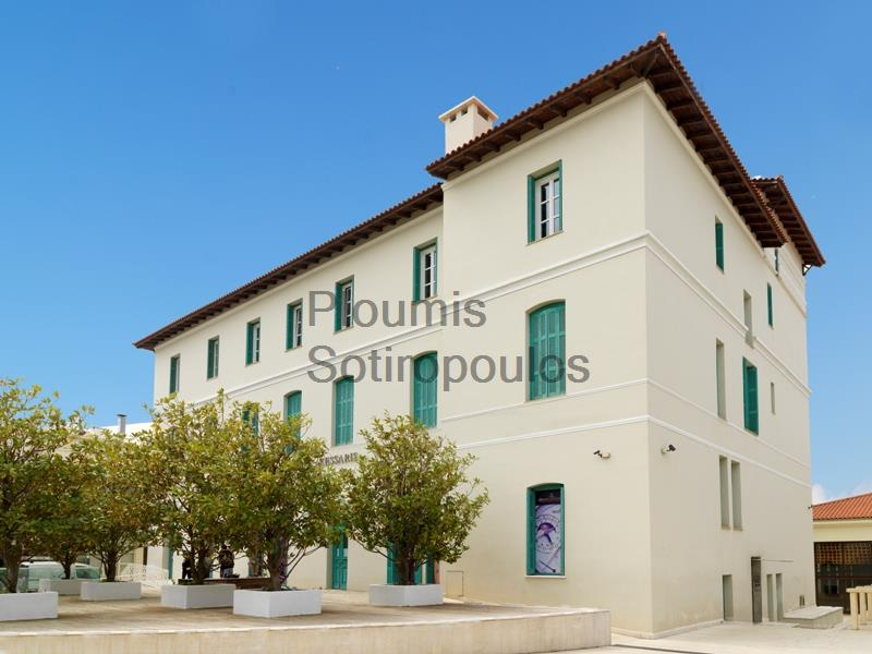 Neoclassical Building in the Center of Kifisia Greece for Sale