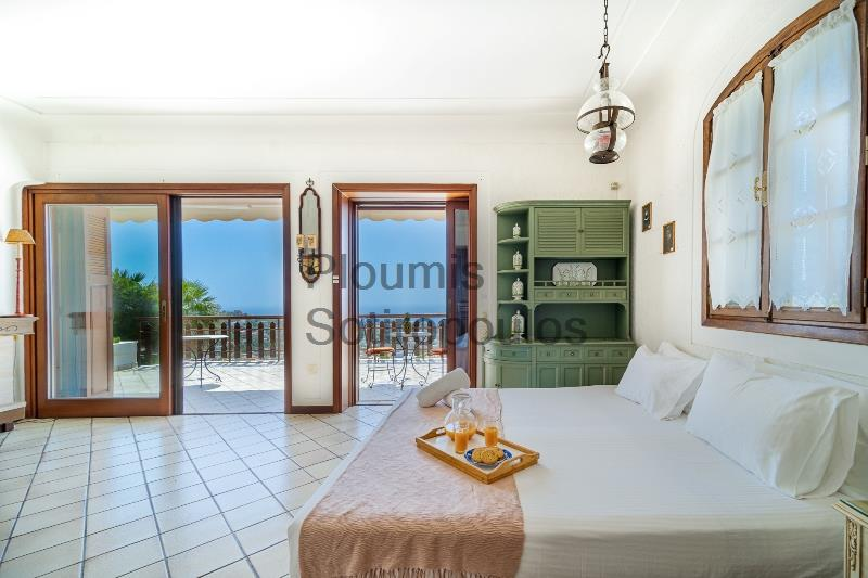 Villa with spectacular views in Saronida Greece for Sale