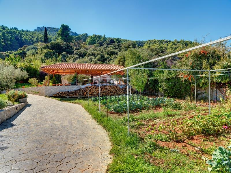 Luxurious Farm House in Kiourka Greece for Sale