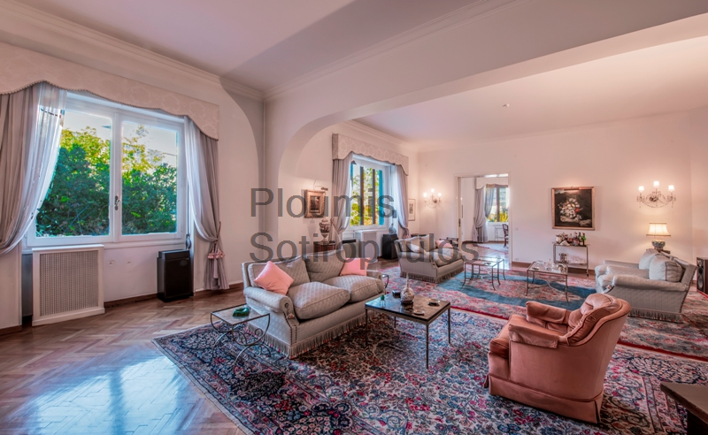 Prestigious apartment in the Presidential Palace Area
