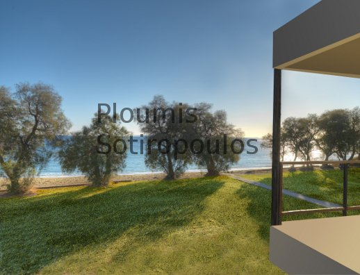 Beachfront Property in Legrena