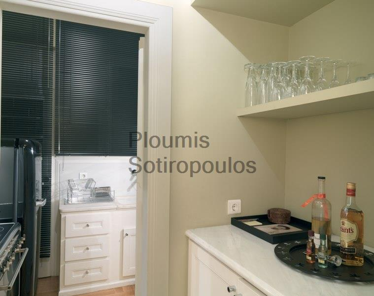 Furnished Apartment in Kolonaki Greece for Rent