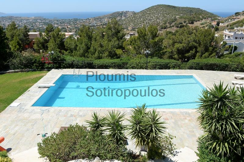Blue coast, Lagonissi Greece for Sale
