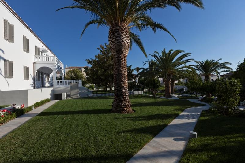 Two Luxurious Homes in the Heart of Spetses Town Greece for Sale
