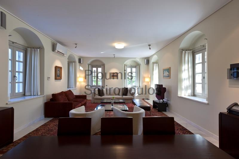 Two Luxurious Homes in the Heart of Spetses Town