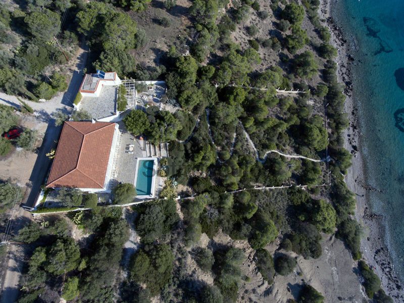 Beautiful Villa near Loutraki, Corinth