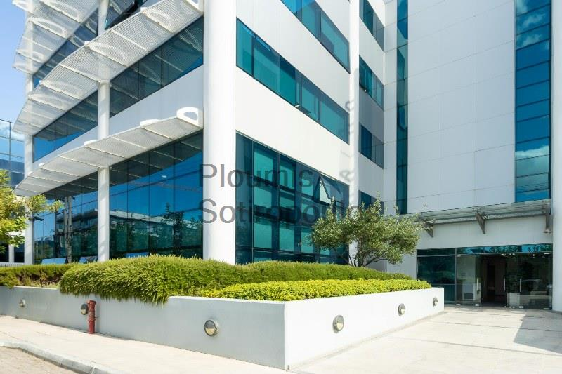 Luxurious Contemporary Offices in Paradisos, Marousi Greece for Rent