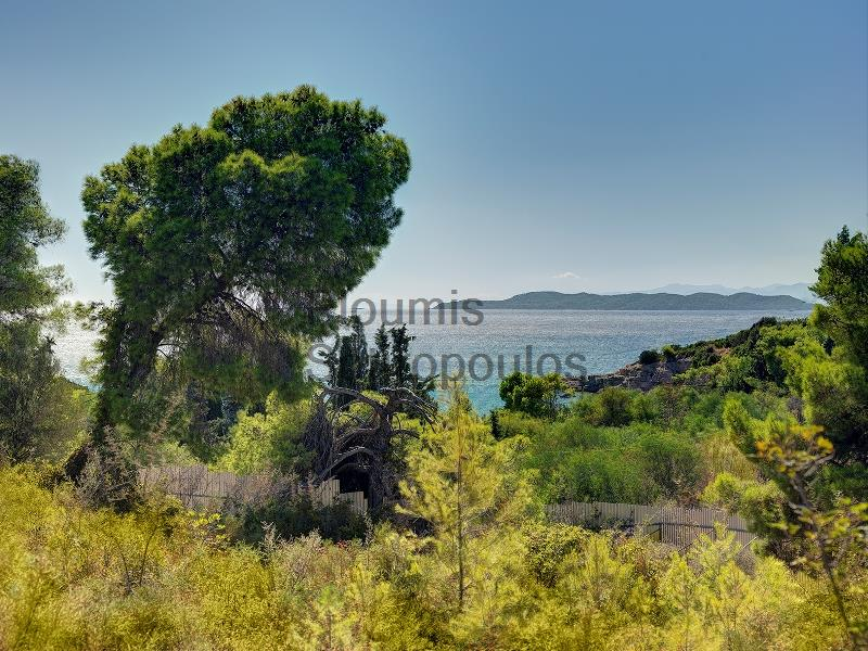 Prime Land with Permit for Development in Porto Heli