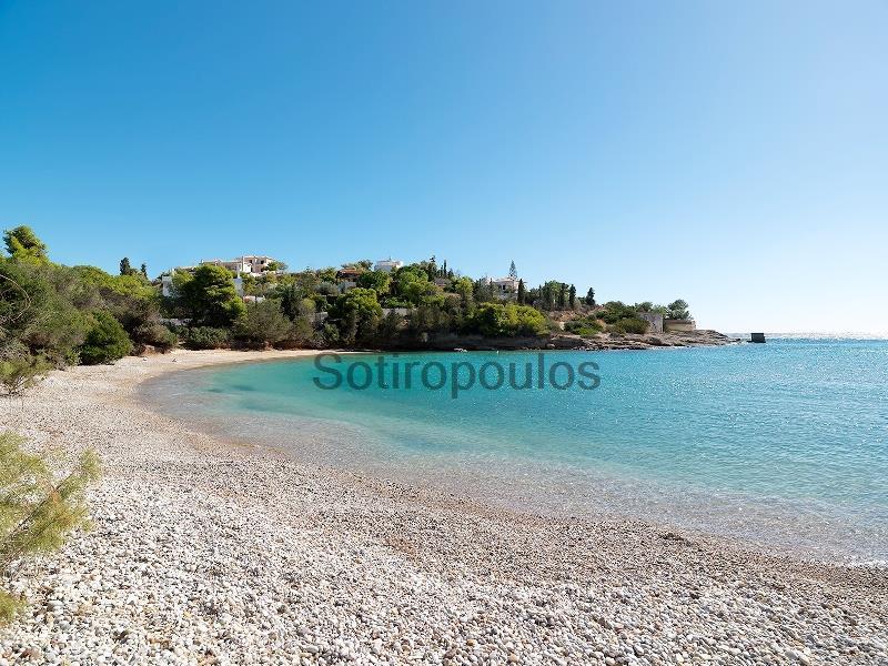 Εντυπωσιακή Έκταση με Άδεια για Συγκρότημα στο Πόρτο Χέλι Ελλάδα προς Πώληση