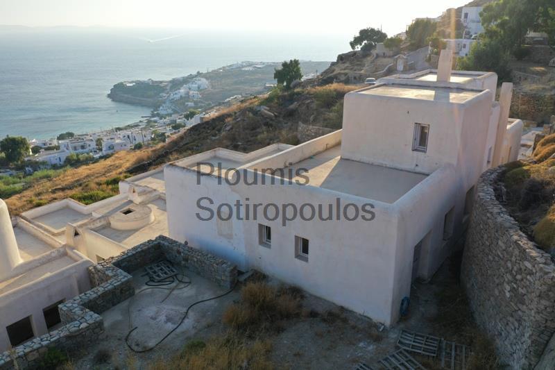 Σπάνια Ιδιοκτησία στον Τούρλο, Μύκονος Ελλάδα προς Πώληση