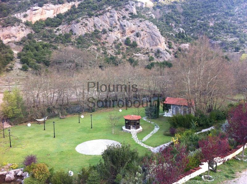 Cinematic Hotel in Kalavrita Greece for Sale
