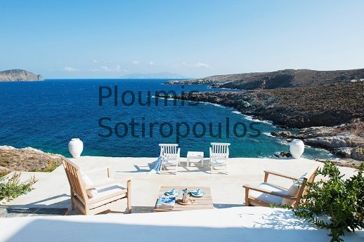 A Greek dream in Serifos
