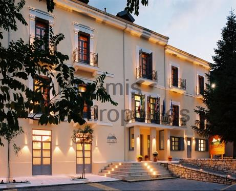 Historic Hotel in the Peloponnese Greece for Sale