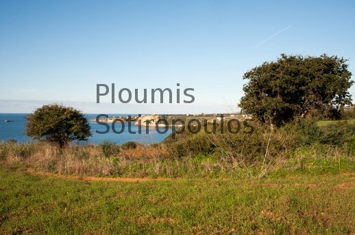 Seafront Plot of Land in Levatho, Kefalonia