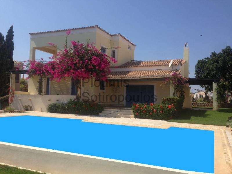 Villa in Saint Aimilianos, Porto Heli Greece for Sale