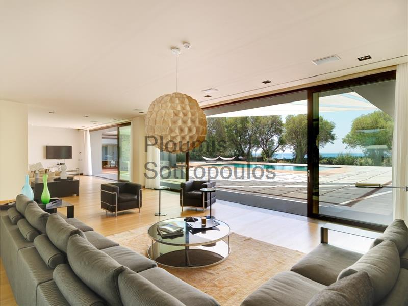 Beachfront Luxury, Lagonissi, Attica Greece for Sale