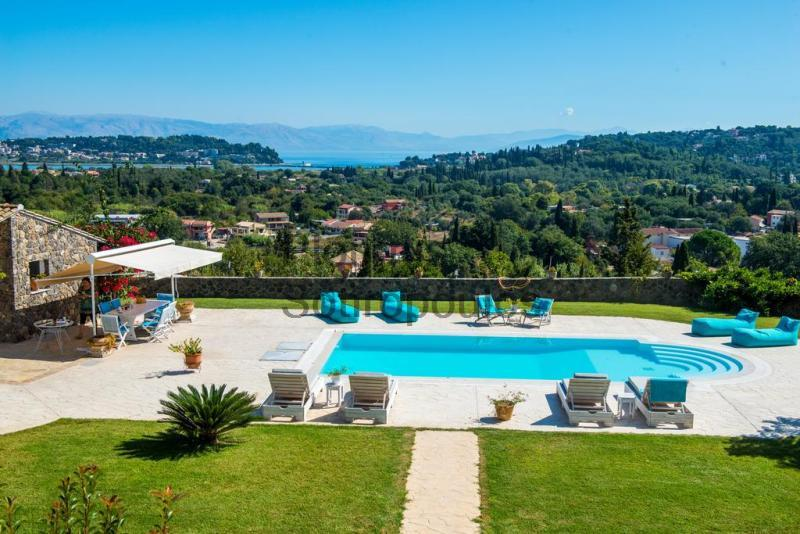 Traditional Villa in Corfu Greece for Sale