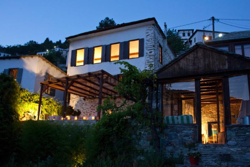 Traditional Residence in Makrinitsa, Pelion