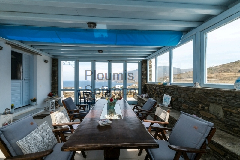 Cycladic Villa near the Beach, Tinos
