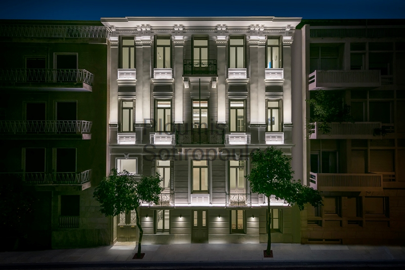 Prestigious Neoclassical Townhouse in Kolonaki