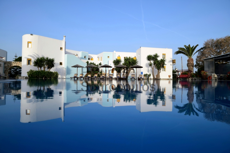 Certified Biological Hotel in Paros
