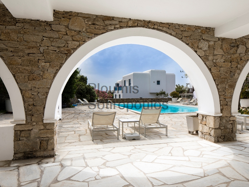 Apartment in the Town of Mykonos