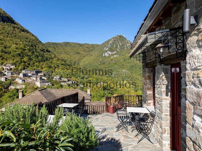 Traditional Home in Zagorochoria,Epirus