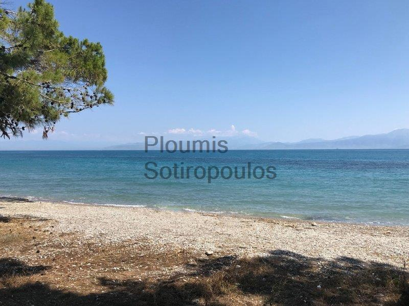Seafront Residence in Xylokastro, Corinth Greece for Sale