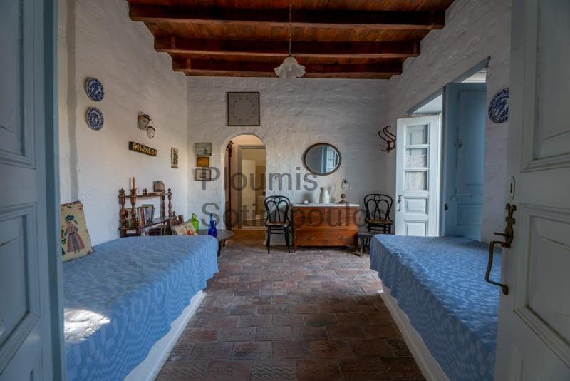 Traditional Home in the Chora of Patmos Greece for Sale