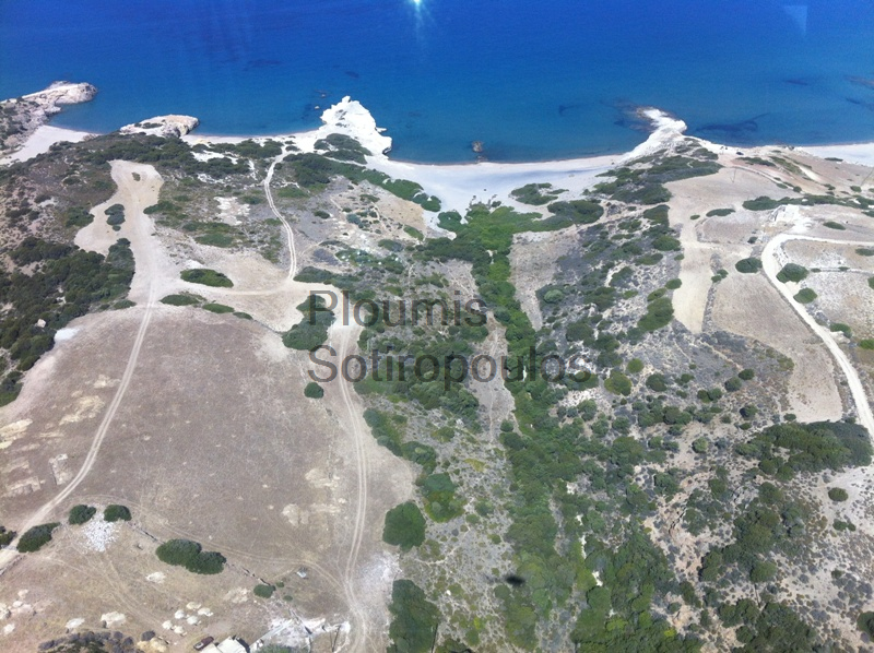 Beachfront Property in Milos