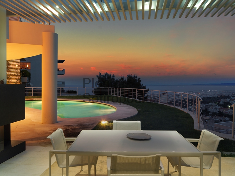 Voula, Contemporary luxury in Panorama