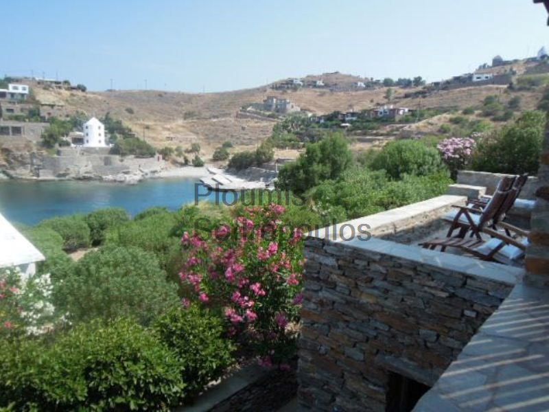 Beachfront Bungalow in Koundouros, Kea