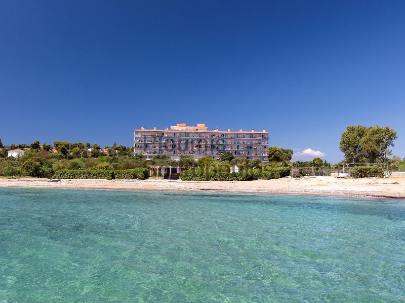 Beachfront Hotel in Porto Heli Greece for Sale