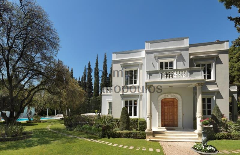 Aristrocratic Mansion in Palaio Psychico