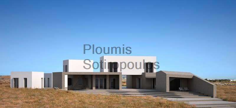 Seafront Plot of Land in Antiparos Greece for Sale