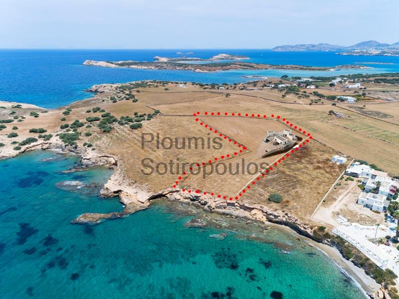 Seafront Plot of Land in Antiparos