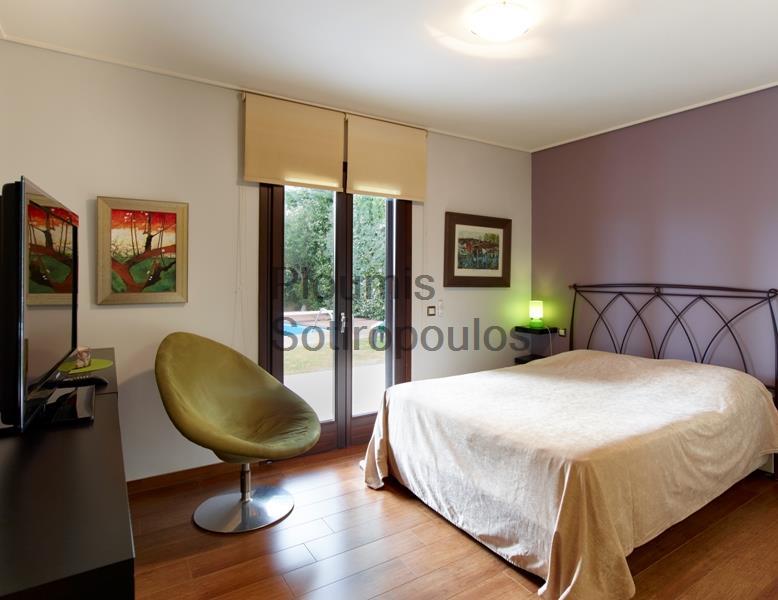 Luxurious Villa in Penteli Greece for Sale