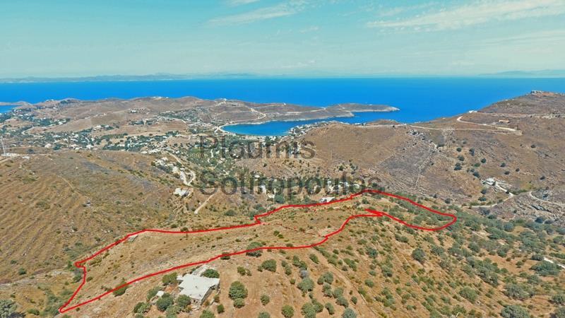 Plot of Land in Kea