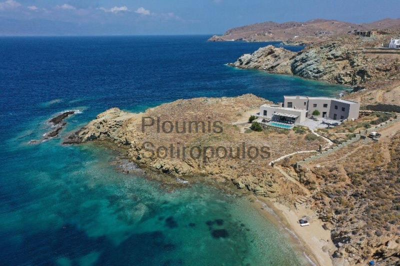 Beachfront Haven in Andros