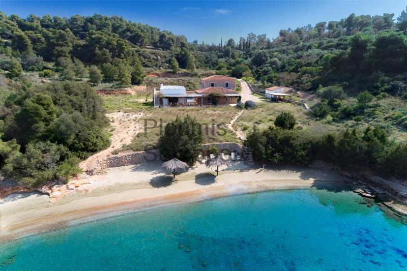 Asterias Beachfront Retreat, Porto Heli Greece for Sale