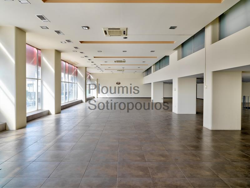 Prominent Building on Syngrou Avenue Greece for Rent
