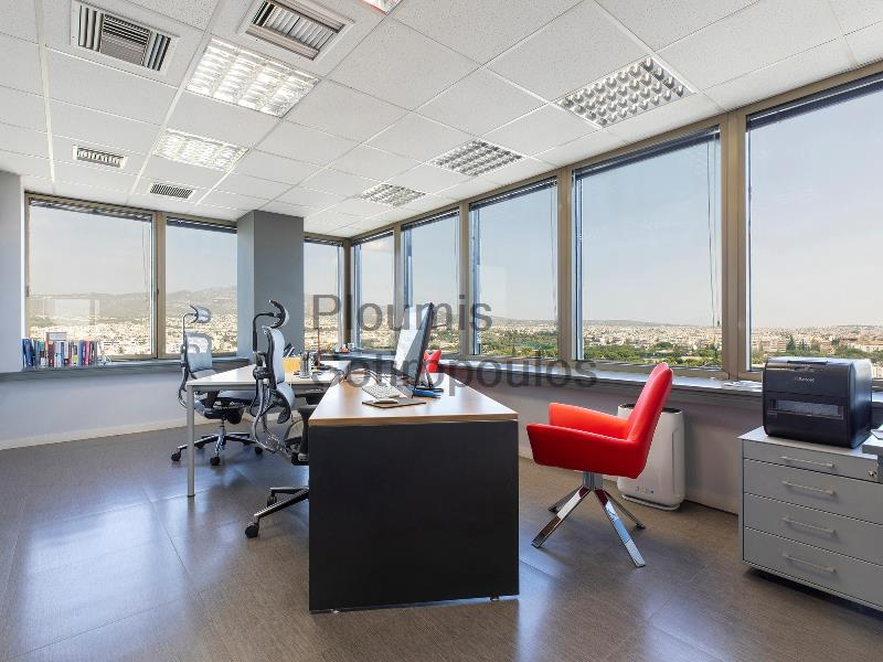 Luxurious Offices on the Ring Road, Marousi Greece for Rent