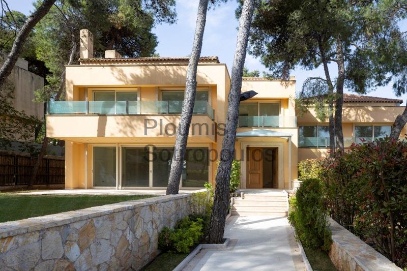 Three Residences in Ekali Greece for Sale