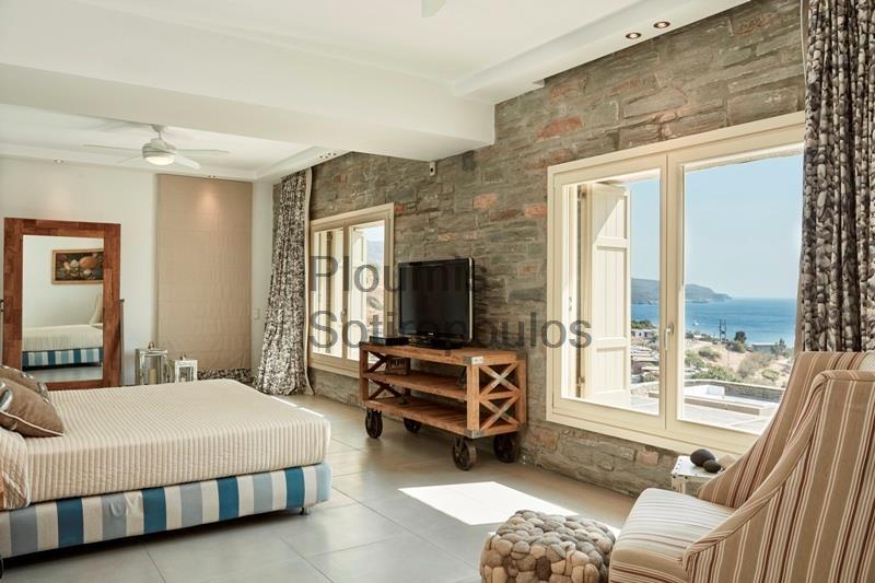 Luxurious Villa in Koundouros, Kea Greece for Sale