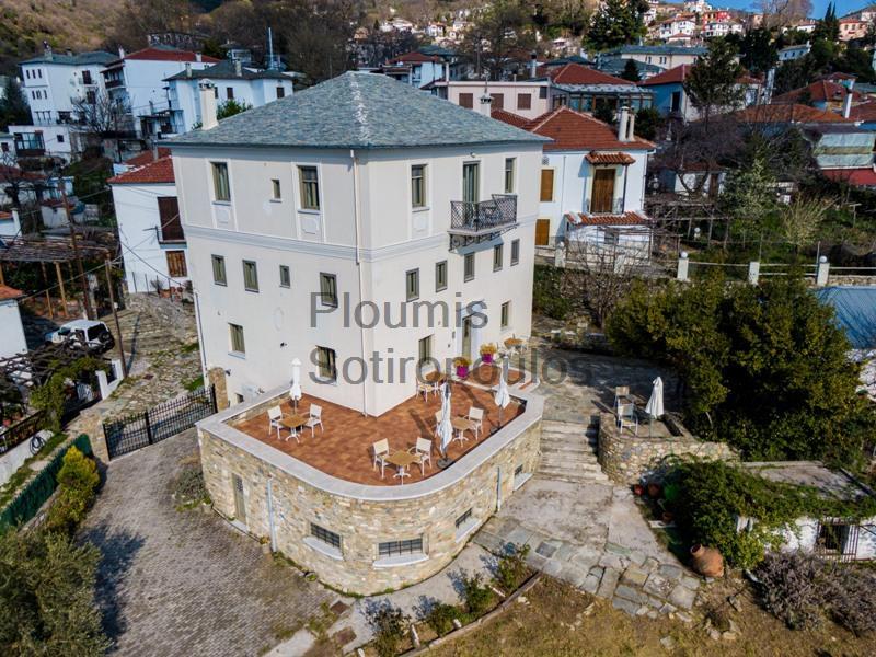 Historic Mansion in Portaria,Pelion Greece for Sale