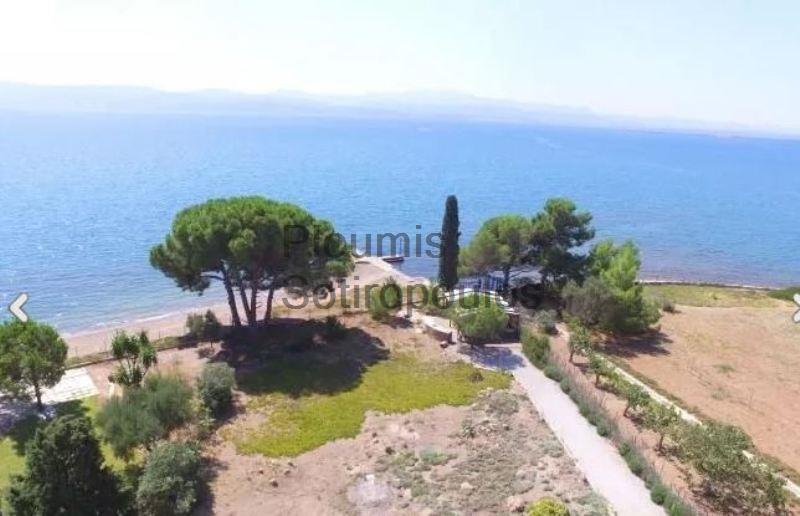 Seafront Villa in Eretria Greece for Sale