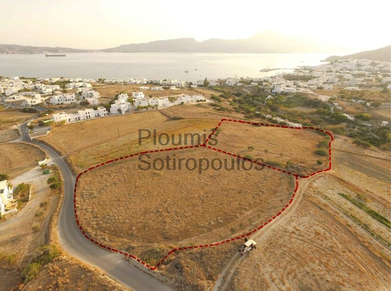 Hotel and Residential Development Site in Milos, Cyclades