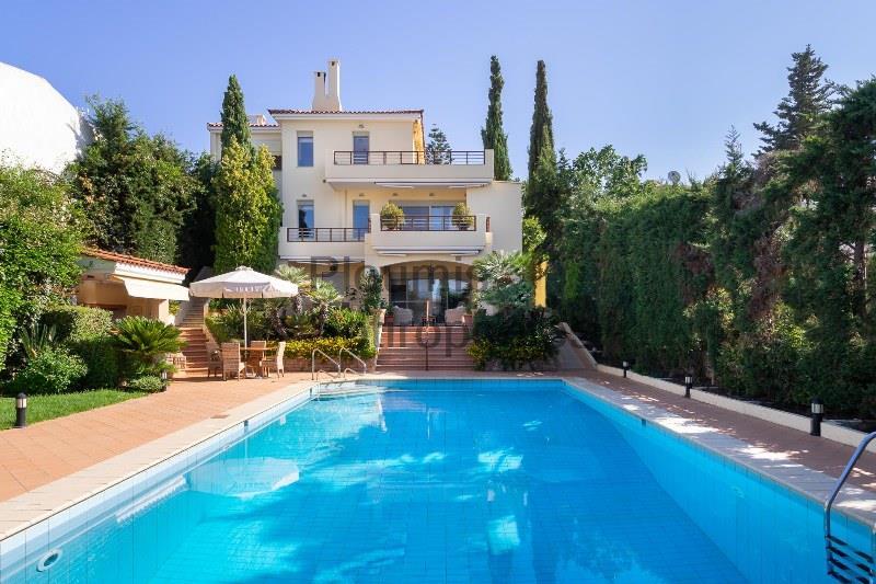 Luxurious Residence in Anavissos
